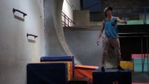 EURO STEP   Prince of Persia   Back Eject  Parkour Tutorial - (Jesse La Flair)