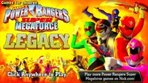 Power Rangers: Super Megaforce Legacy [ Tentacle Terrace ] - Red Ranger
