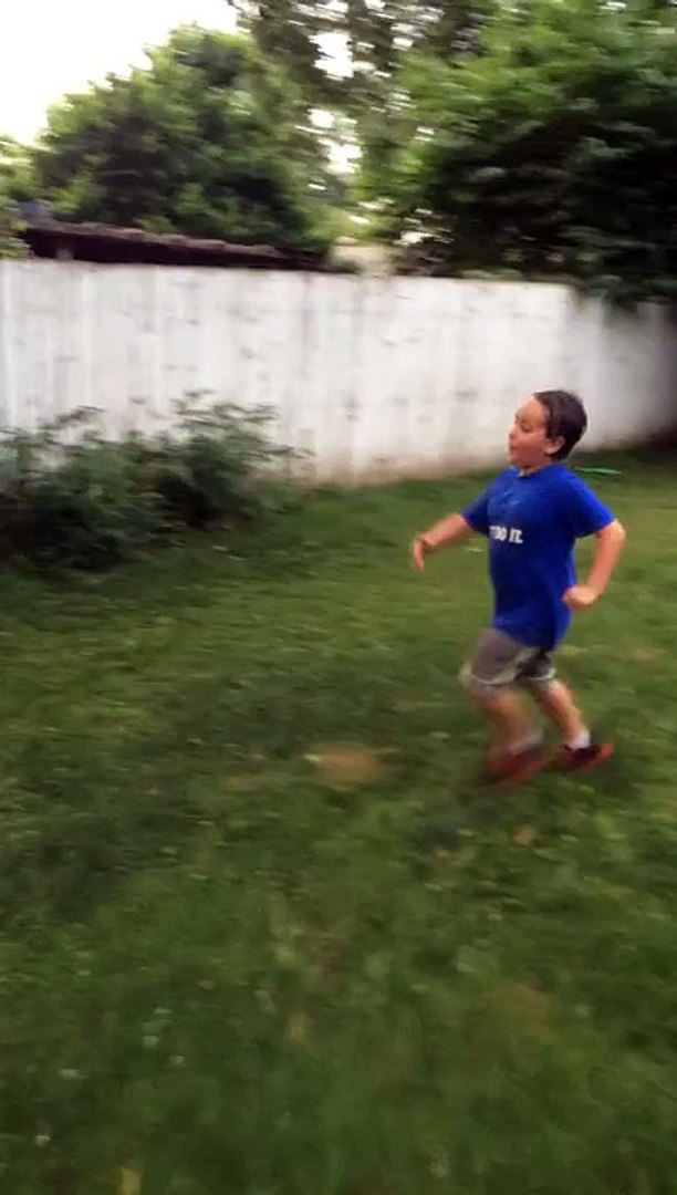 Random kid fails