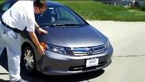 2012 Honda Civic Hybrid for sale at Honda Cars of Bellevue...an Omaha Honda Dealer