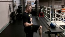 Easy Fix Series - Tight But Weak Hip Flexors - SMR + Wall Marching + Glute Marching/Bridging