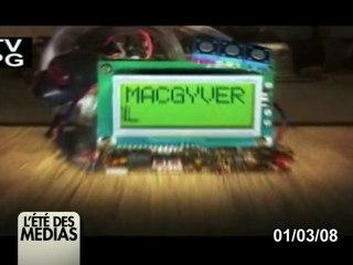MacGyver VS. Myth Busters
