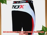 Authentic RDX Thermal Compression Shorts Flex MMA Fight UFC Combat Mens Sports Tights Gym Pants
