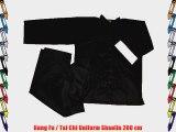 Kung Fu / Tai Chi Uniform Shaolin 200 cm