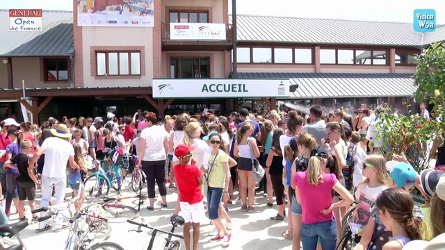 Bienvenue au GENERALI OPEN DE FRANCE 2015