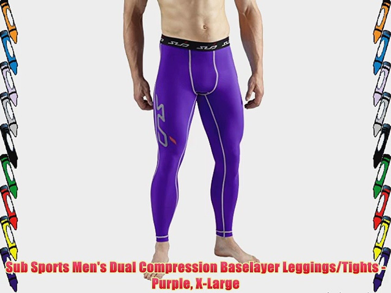 Sub Sports Dual All Season Mens Compresson Boxer Shorts