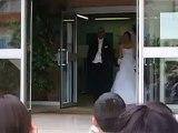 sortie mairie des mariés!