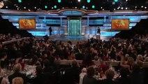 Sandra Bullock wins a Golden Globe for 'The Blind Side'! - 2010