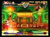 Capcom vs SNK 2 King of Fighters Women's Team