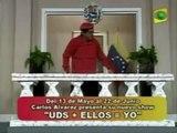 Humor: Parodia a Fidel y Chavéz con motivo del asilo politico de Manuel Rosales