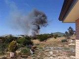 Grass Fire: Port Lincoln, South Australia