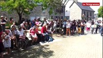 Belle-Isle-en-Terre (22). 200 randonneurs contre le projet minier