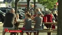 Vacances : une journée classée rouge en Île-de-France et en Rhône-Alpes
