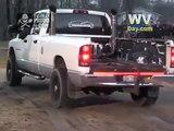8500 lb Tug a Truck Tug o War Ohio Mudfest Newark, OH 3-23-13