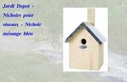 Jardi Depot  Nichoirs pour oiseaux  Nichoir mésange