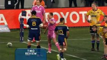 Elliot Dixon's controversial try - Hurricanes vs Highlanders Super Rugby final 2015