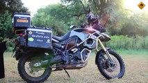 Vuelta al Mundo en Moto | Viaje en moto al Gran Zimbabwe (Sub Eng) #7-2 Charly Sinewan