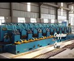 COPPER & ALUMINIUM ROD  CONTINUOUS CASTING LINE.wmv
