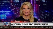 Officers In Freddie Gray Arrest Charged - Baltimore Cop Tells The Officers Side - The Kelly File