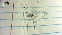 Horrible Valentines- A Hand-Drewn Animation [2]