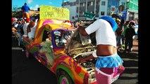 ✅Les Bradjaks de Martinique - Concert de moteurs au carnaval de MARTINIQUE