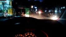 Driving in Bali, DUGEM !!!