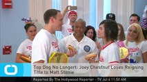 Top Dog No Longert: Joey Chestnut Loses Reigning Title to Matt Stonie
