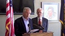 Senator Chuck Hagel Endorses Senator Bob Kerrey