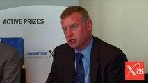 Glenn Renwick (Progressive Corporation) at X PRIZE's 'incentive2innovate' Conference