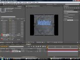 "Special Effects Tutorial ""How to use Textures as a font""  in Adobe After Effects CS4 (ger) (HD)"