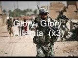 Glory glory alléluia ||| Chant militaire