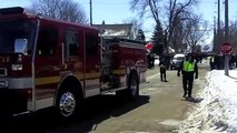 The Funeral Procession - Listowel Firefighters Funeral - Mar 24, 2011