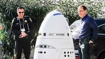 Microsoft Employs Robots As Security Guards - Rise Of The Machine Security Guards