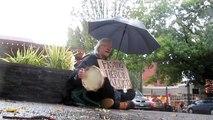 Fast for Portland's Heroin Addicts, Anandaguru
