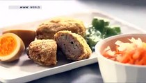 Dining with the Chef: Menchi Katsu (Minced Meat Cutlet) メンチカツ
