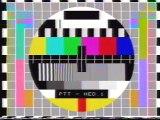 Testbeeld met Hilversum 2 1983
