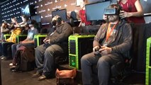 Latest virtual reality technology showcased in Iceland