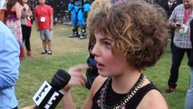 GOTHAM : SDCC Camren Bicondova stars as Selena Kyle aka Catwoman at SDCC Comic Con 2014