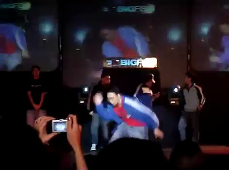 Freestyle Funk Connection (Filipino poppers)