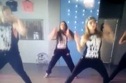 uptown funk funk Easy kids Dance fitness Warming-u