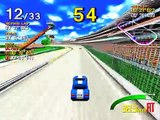 Model 2 Emulator Indianapolis 500 Gameplay Pace Car (Indy 500)