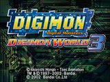 Digimon World 3 OST - Duel Island BGM (HQ Extended)