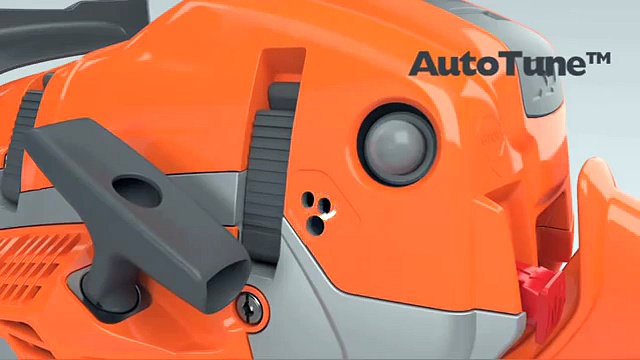 Husqvarna 550XP Chainsaw Features