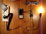 REMOTE CONTROL switch an relay ( any electrical equipment ) with a phone call via GSM