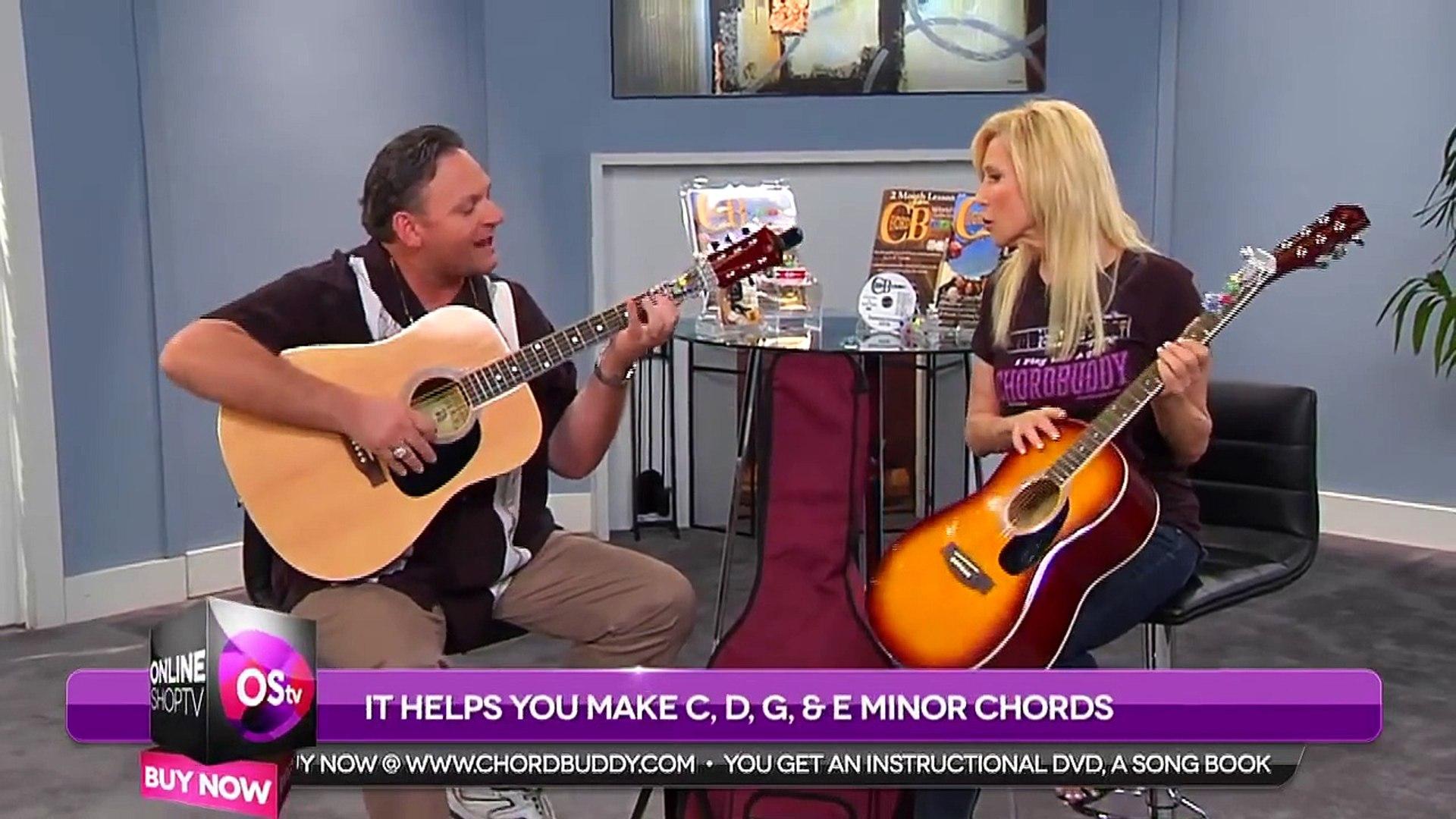 Chord Buddy: Learn How to Play Guitar [OStv]