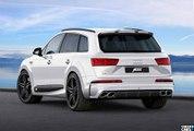 New 2015 Audi SQ7 ABT  / Audi Q7 S line tuning 2016