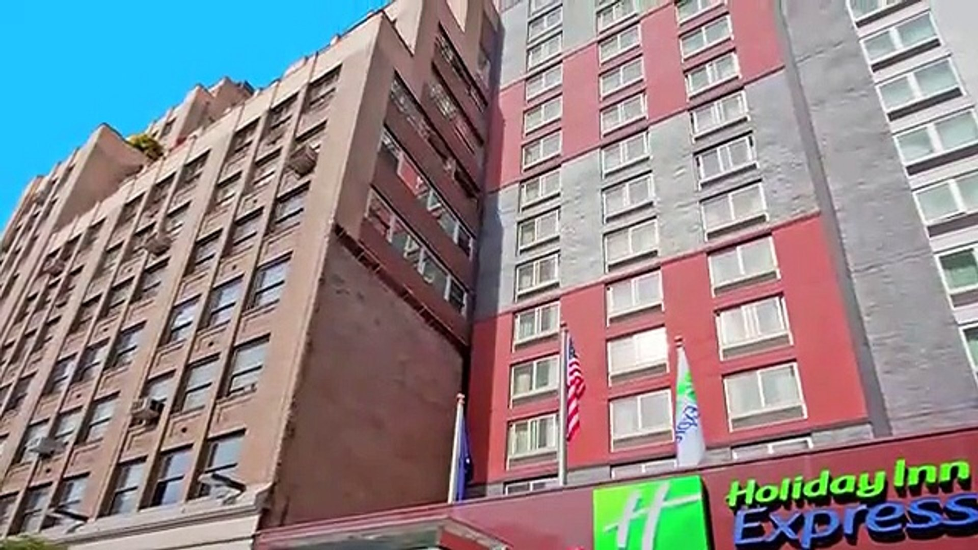 Holiday Inn Express Hotel New York City Times Square - New York, New York