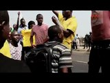 """Occupy Nigeria"" Protest, Lagos. Nigerians say ""NO"" to Fuel Subsidy Removal"
