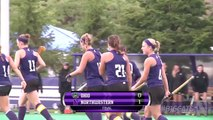 Greg Mroz Voice Tracked Video Highlights  Field Hockey - Northwestern vs Ohio/Michigan