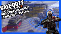 Gamertag Trolling (Call Of Duty Black Ops 3 and CharlieCharlie) On Call Of Duty Black Ops 2